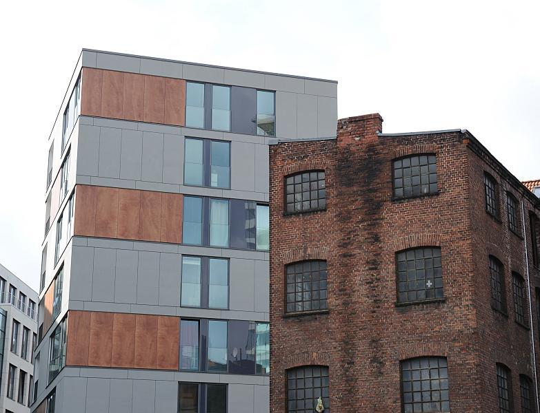 Hamburg bilder architektur in der innenstadt for Moderne architektur hamburg