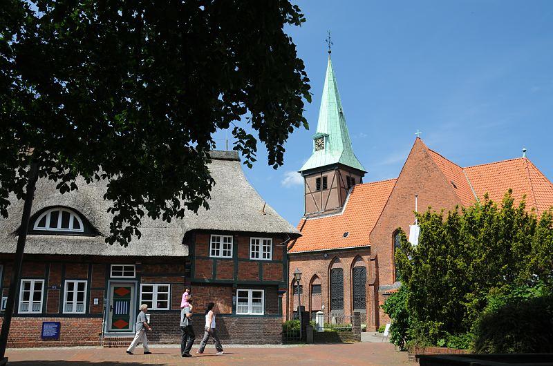 Wilhelmsburg Kirchdorf