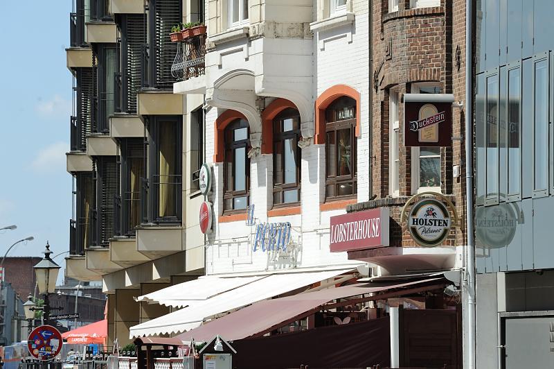 460 4062 Alte Und Neue Hausfassaden In Der Grossen Elbstrasse Suche Nach Hausfassade Bild 9 Bildarchiv Hamburg De Christoph U Bellin