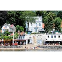 400_5944 Strandperle - Cafe am Elbstrand - Beachclub an der Elbe. |