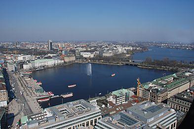 Hamburg Hotel Binnenalster