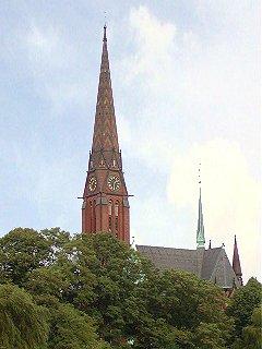 Gertrudenkirche Hamburg
