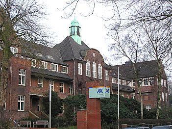 Bleickenallee Kinderkrankenhaus