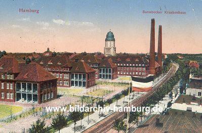Diakonie Hamburg Barmbek