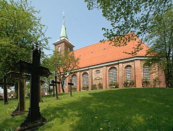 Friedhof Neuenfelde