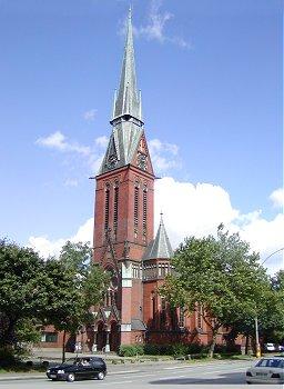 Hamburg Christuskirche