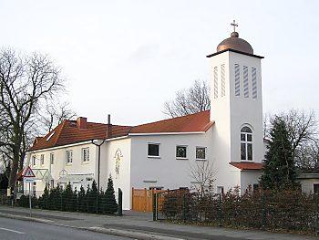 Bilder der Kirchen in Hamburg - Fotos der St. Dimet Kirche