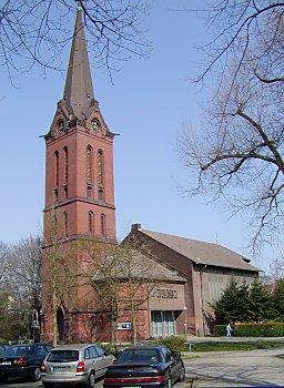 Emmauskirche Wilhelmsburg
