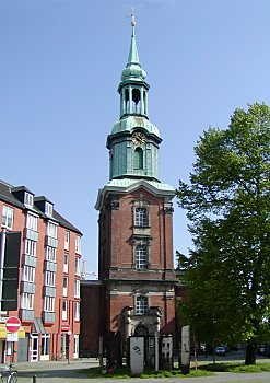 Kirchen Hamburg