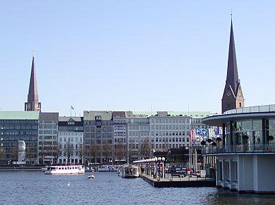 Kirchtürme Hamburg