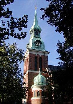 Matthäuskirche Hamburg