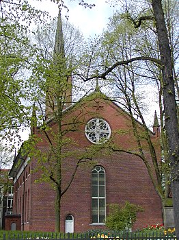 St Pauli Kirche