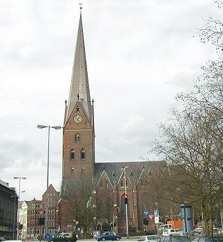 Hamburg Petrikirche