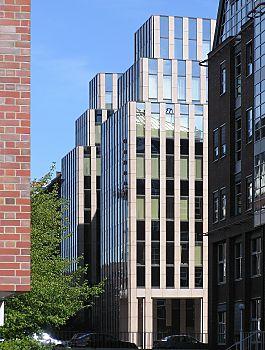 Hamburgs fleete herrengrabenfleet hamburgs strassen for Moderne architektur hamburg