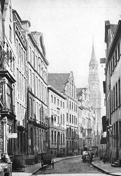 hamburgfotos bilder der hansestadt historisches aktuelles fotoarchiv katharinenstrasse. Black Bedroom Furniture Sets. Home Design Ideas