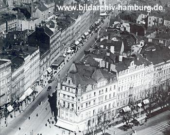 Luftaufnahme Steindamm ca