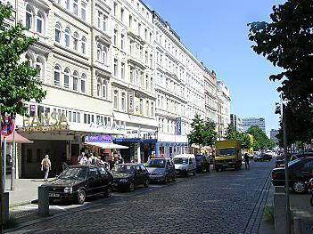 1 Steindamm Hansatheater