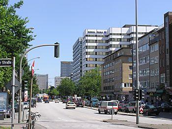 Steindamm B�rogeb�ude