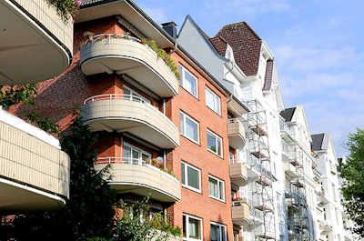 Stadtteil hamburg eimsb ttel bezirk hamburg eimsbuettel for Architektur 1960