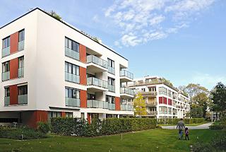 Stadtteil hamburg stellingen bezirk hamburg eimsbuettel for Moderne wohnhauser