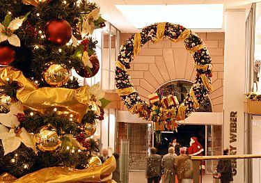 Weihnachtsbilder Hamburg.Weihnachtsbilder Von Der Hamburger Einkaufspassage Hamburger Hof
